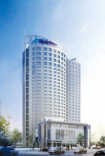 天津银泰国际公寓