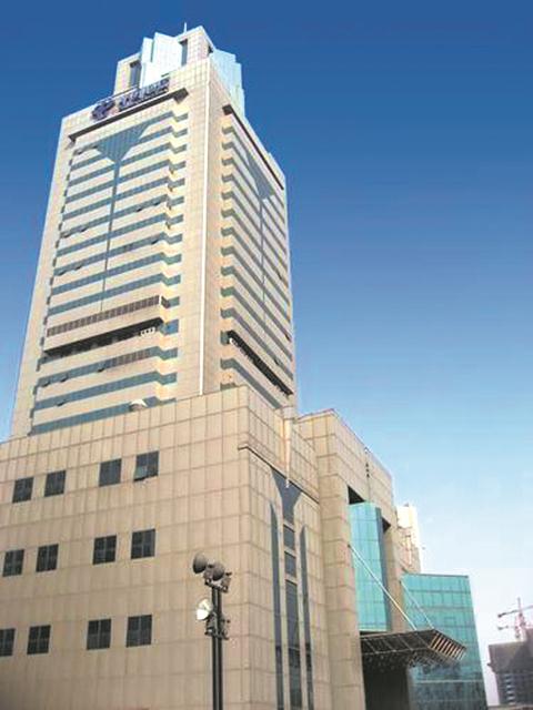 西安中国电信大楼